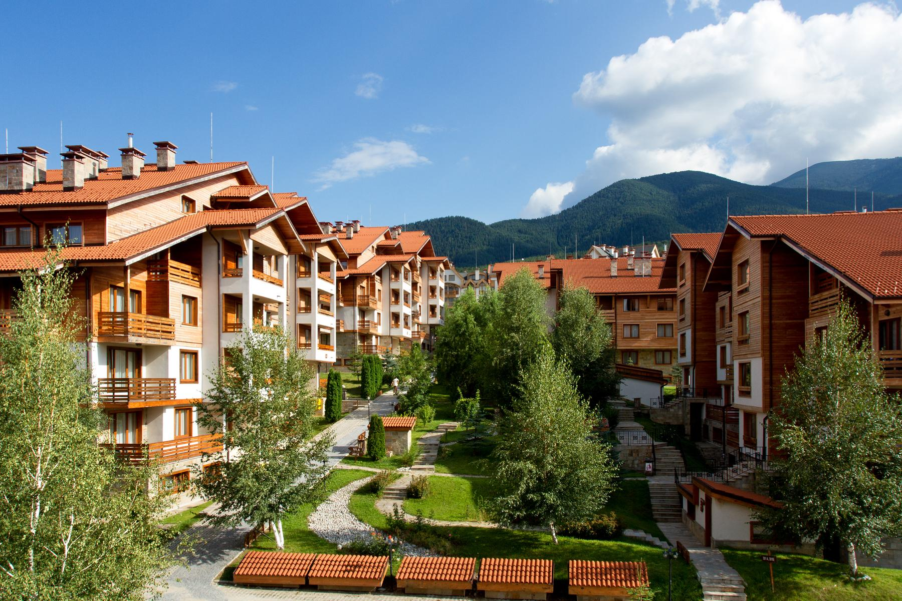 Saint Ivan Rilski Hotel, SPA and Apartments