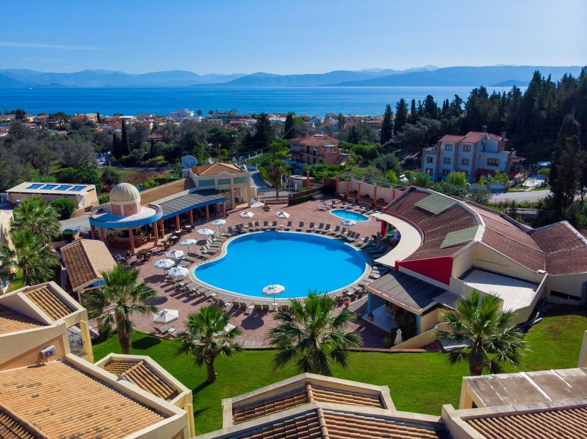 Olympion Village in Kavos, Corfu, Greek Islands