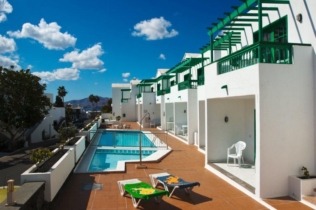 Blue sea europa apartments in puerto del carmen lanzarote holidays from 290pp - Cheap hotels lanzarote puerto del carmen ...