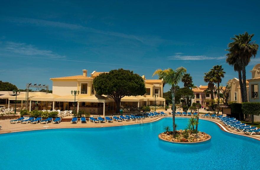Adriana Beach Club Hotel Resort In Albufeira Portugal Holidays
