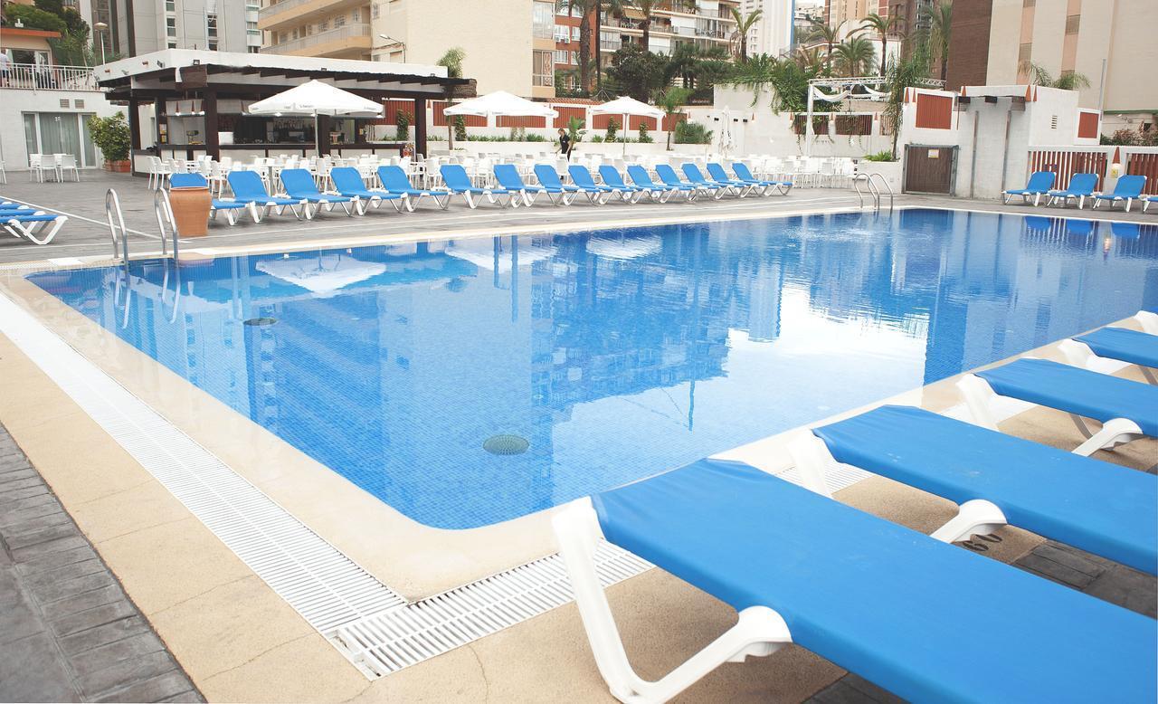 Gala Placidia Hotel Benidorm Costa Blanca Spain