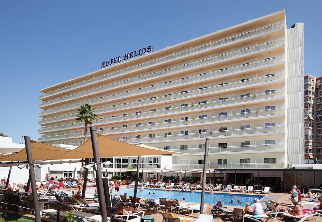 Helios in Benidorm, Costa Blanca, Spain