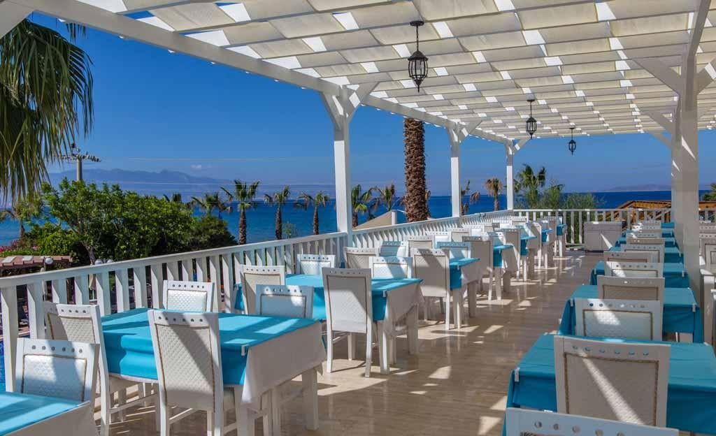 Golden Beach Bodrum By Jura - All Inclusive