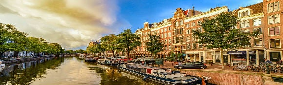 Amsterdam for couples
